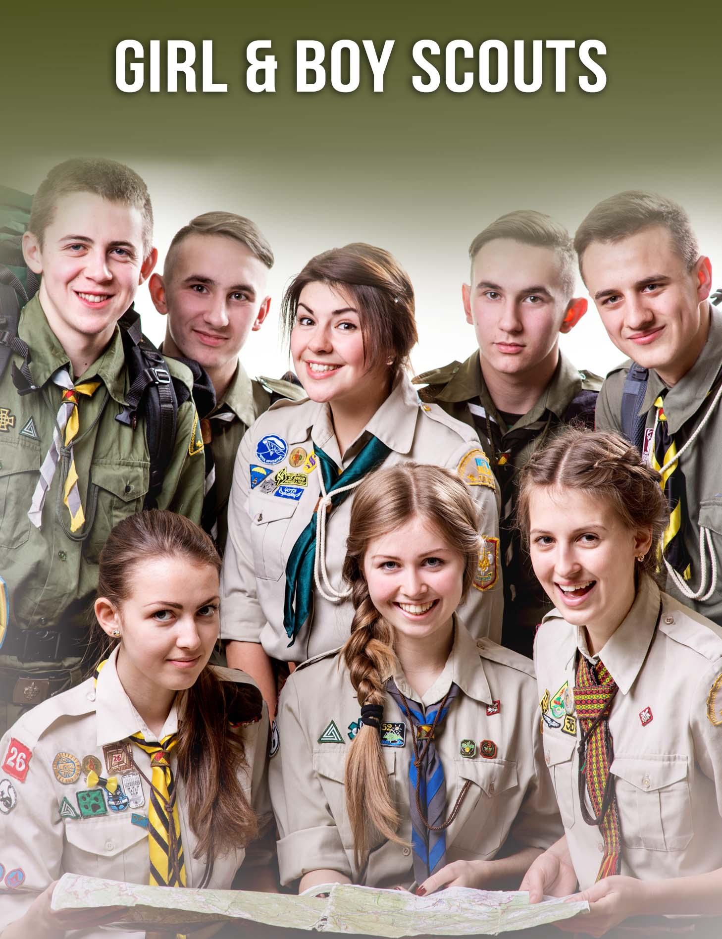 Girl / Boy Scouts
